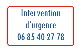 pictogramme intervention d'urgence slider
